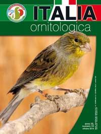 Revista Italia ornitologica